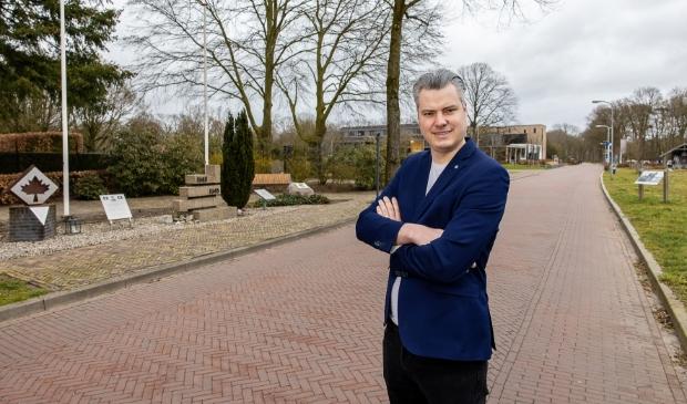 <p>Menno de Vries maakte een documentaire over de Slag om Otterlo.</p>