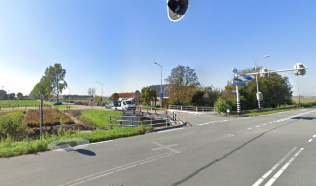 <p>Het kruispunt Schipholweg met de IJweg in Boesingheliede.</p> <p>Google Maps</p> © BDU media
