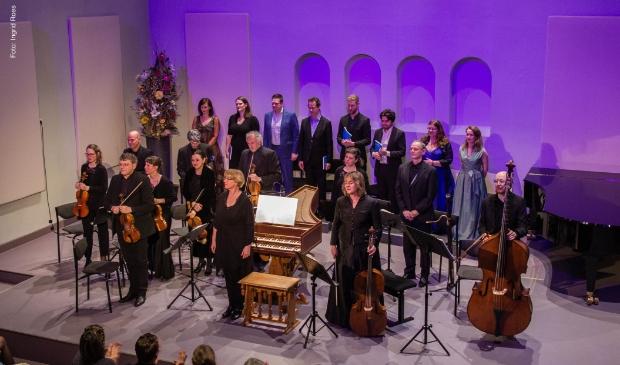 <p>Het Apollo Ensemble brengt op zaterdag 27 maart Bachs Johannes Passion.</p>