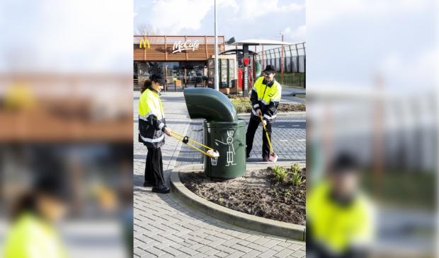<p>McDonald&rsquo;s Nijkerk, Ermelo en Harderwijk roept buurtbewoners op om samen te werken voor een schone buurt.</p>