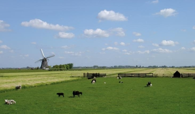 De provincie wil graag dat het goed wonen, werken en leven blijft in de landelijke gebieden van de provincie Utrecht.