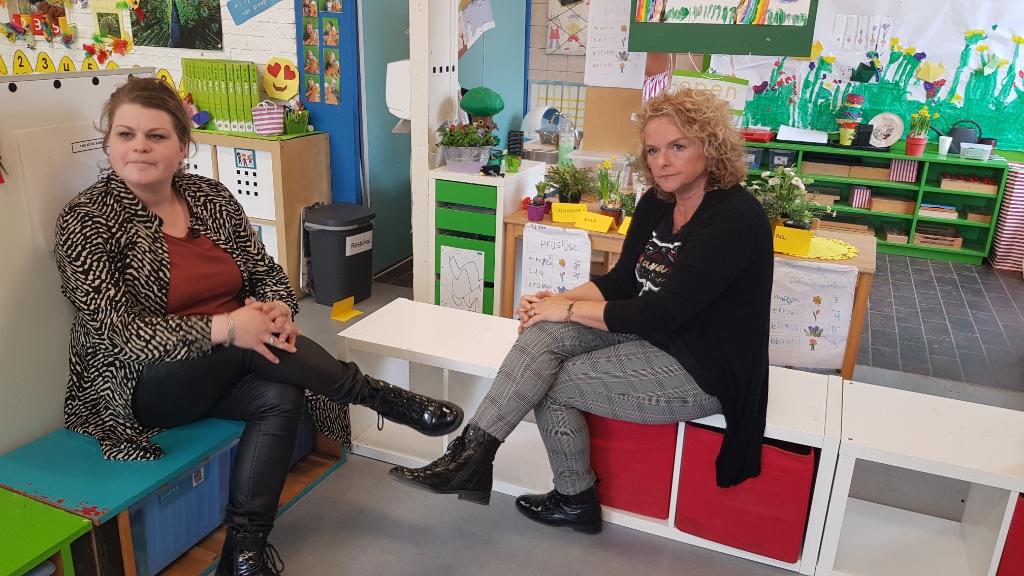 Mathilde Grevengoed en Hetty Boone. Marieke Michielsen © BDU media