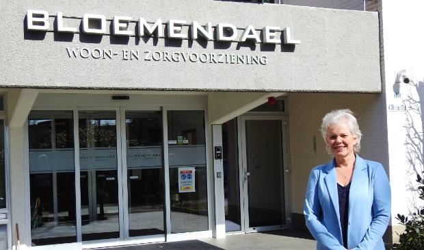<p>Directeur Marga Vrijmoeth: &#39;Wat ik het moeilijkste heb gevonden, is dat je moet besluiten dat er bijna geen bezoek mag komen.&#39;&nbsp;</p>