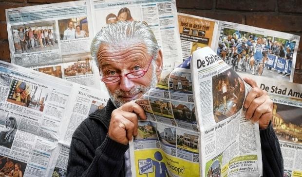<p>Columnist Joop de Keijzer. (Foto: Rinus van Denderen)&nbsp;</p>