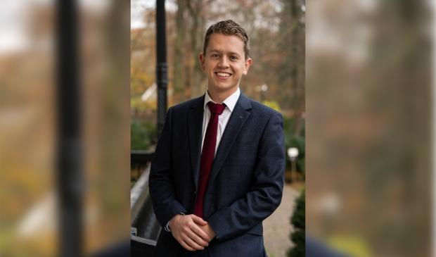 Arie Rijneveld is de jongste kandidaat op de SGP kieslijst