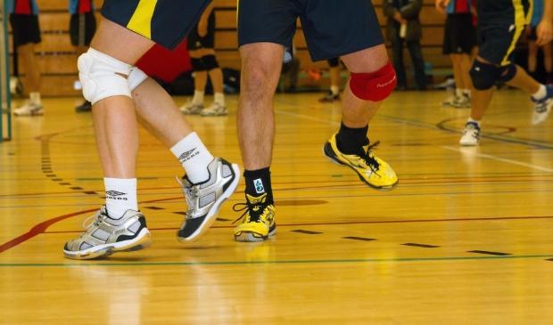 Volleyballers van VCH