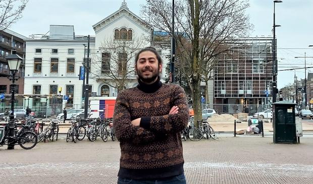<p>Afeef (uitspraak: Afief) Aldoubosh mag dit jaar voor het eerst stemmen in Nederland.</p>