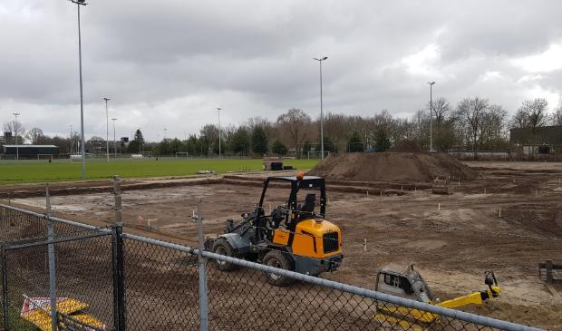 Voetbalvereniging Blauw Geel '55 heeft op Sportpark Peppelensteeg een trainingsveld ter beschikking gesteld voor de bouw van een Playce X, een openbaar multifunctioneel sportveld. Het is een nieuwe stap om het gebied om te vormen tot Open Sportpark.