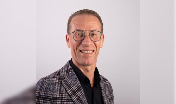 De nieuwe burgemeester van Sliedrecht Jan de Vries