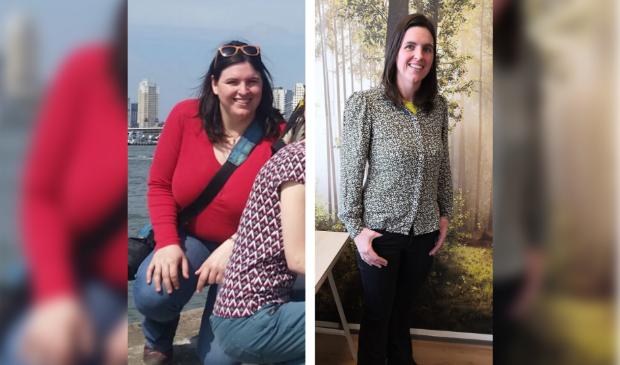 <p>Lia Timmerman-van den Pol is ruim 38 kilo afgevallen en blijft nu al meer dan een jaar op gewicht.</p>