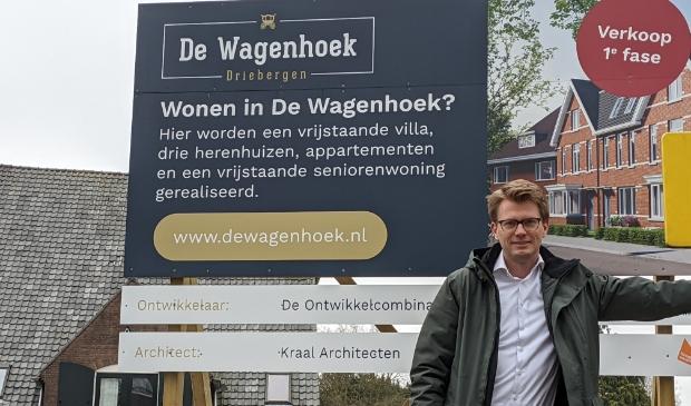 <p>Wander de Vries vertelt over de ontwikkeling van woningen op De Wagenhoek.</p>