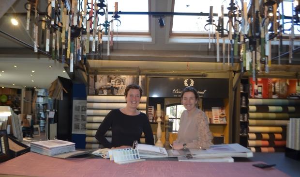<p>Hendra en Tertia Huyser van de Kleurenwaaier.</p>