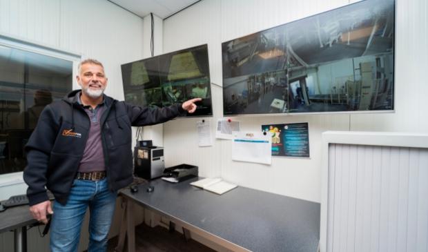 <p>Cameraoverzicht in de productie bij De Korrel.</p>