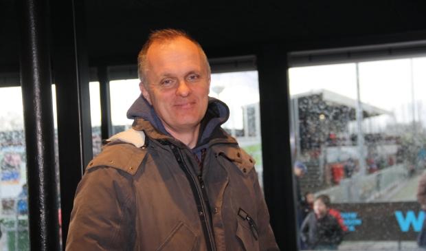 "Sander Kooy: ""Roda '46 organiseert iedere week voetbal op het eigen terrein."""