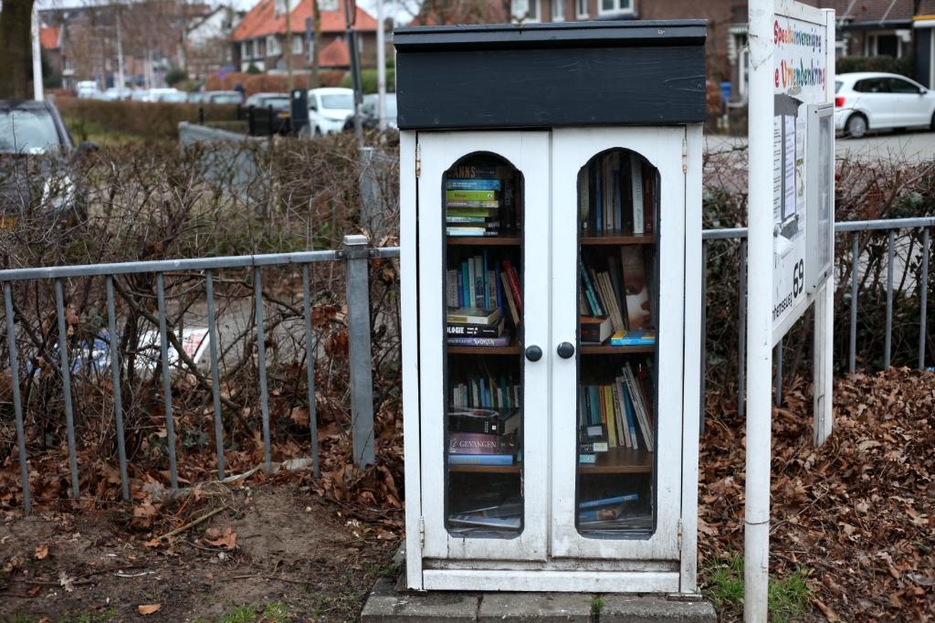 Verhoevenstraat - Leusderkwartier. Koos van Noppen © BDU media