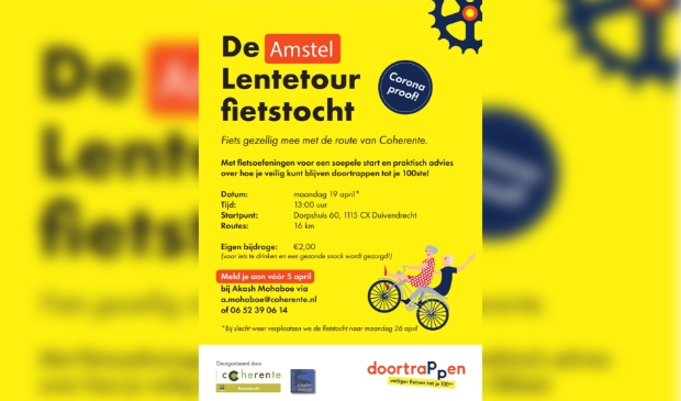 Informatie over de Amstel Lentetour Fietstocht