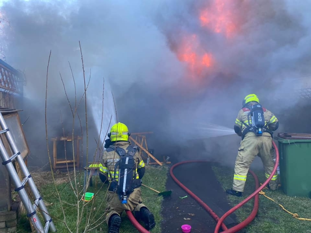 Facebook brandweer Otterlo © BDU Media