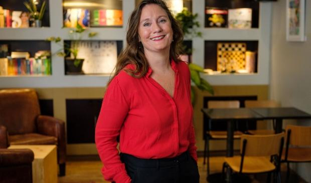 Suzanne Kröger is woordvoerder klimaat en milieu, openbaar vervoer, luchtvaart en luchtkwaliteit vor GroenLinks
