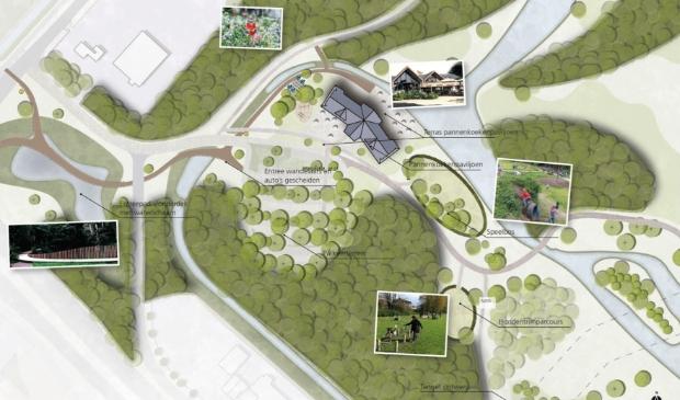 <p>Meer biodiversiteit, een mountainbikeroute, speelbos en hondentrimbaan zijn enkele van de plannen met De Groene Weelde.</p>