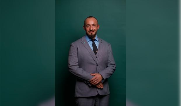 Mustafa Bal is kandidaat voor het CDA voor de Tweede Kamerverkiezingen