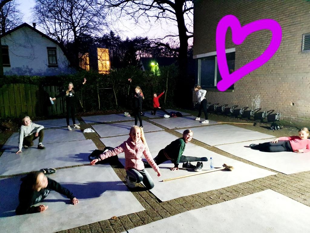 Buiten dansen BlomDance © BDU media