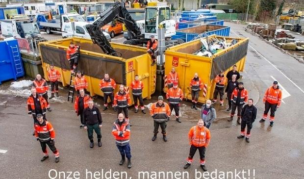 Afvalhelden van Ouder-Amstel.
