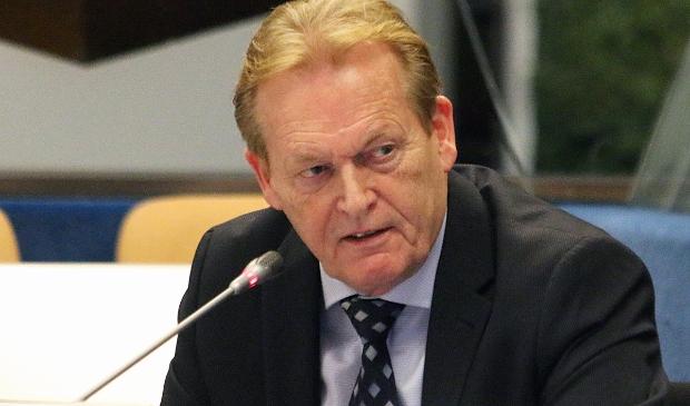 <p>Michel Becker, fractievoorzitter van AvA.&nbsp;</p>