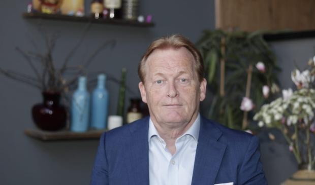<p>Fractievoorzitter Michel Becker.</p>