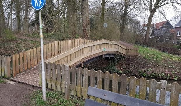 <p>Bruggetje Kasteelpark.</p>