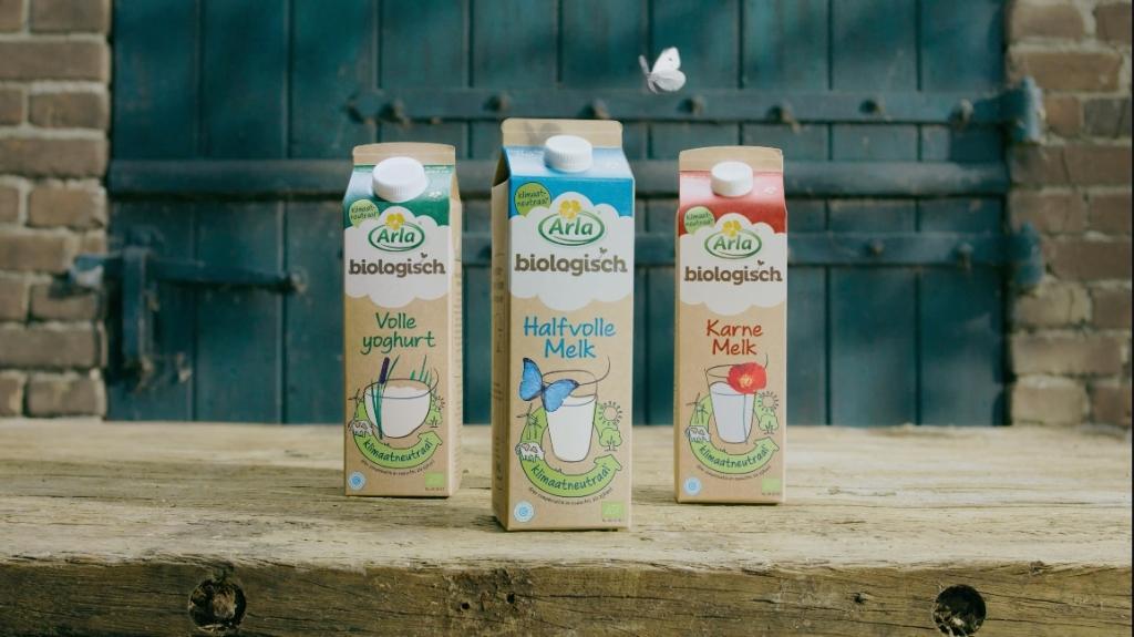 Arla Foods biologisch klimaatneutraal Arla Foods © BDU