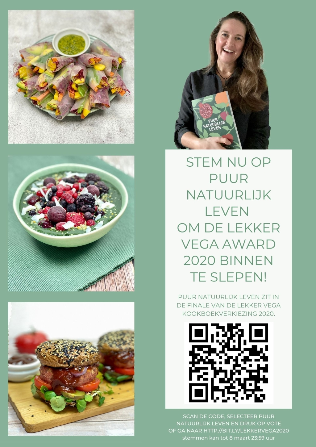 Stem en Win Mirjam Henzen © BDU media