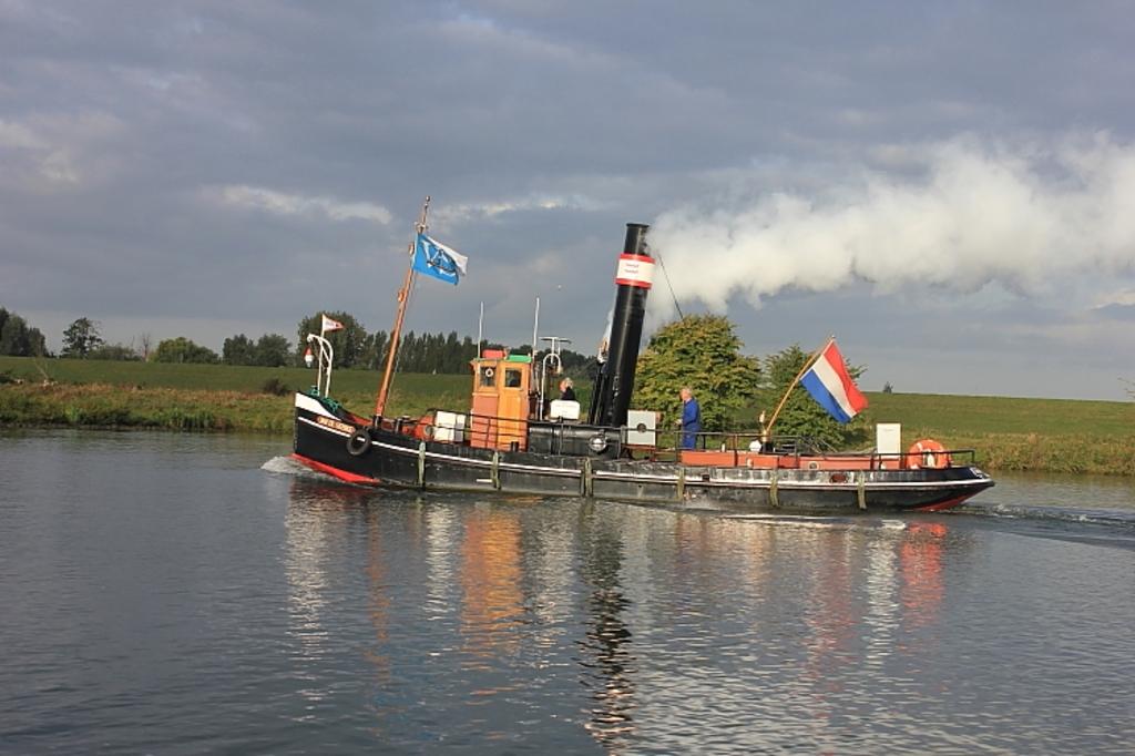 Stichting Stoomsleepboot Jan de Sterke  © BDU Media