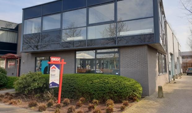 Nieuwe locatie Schoonmaakbedrijf Succlean aan de Plesmanstraat in Leusden