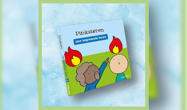 Het nieuwste boek van De Wonderwolk; Pinksteren voor beginnende lezers