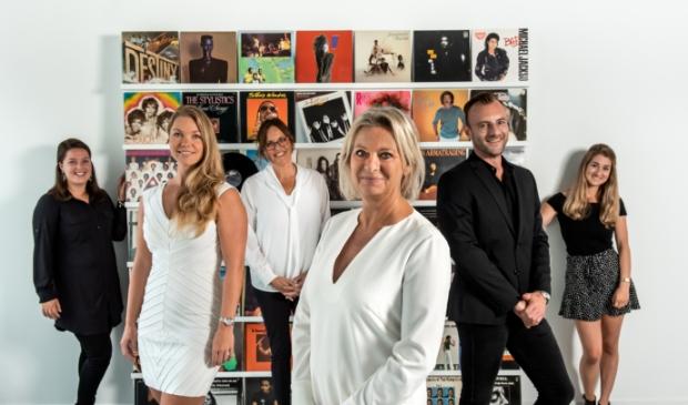 Het Music Meeting Lounge-team.