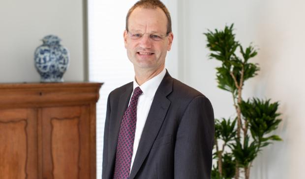 <p>Financieel bestuurder Diederik Zijderveld van het Albert Schweitzer ziekenhuis: &#39;Groot compliment aan alle medewerker.&#39;</p>