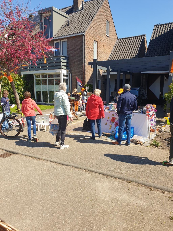 Koningsdag in Werkhoven Corjanne Polman © BDU media