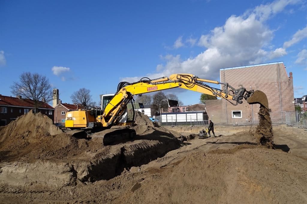 Opgravingen Hans Blomvliet © BDU media