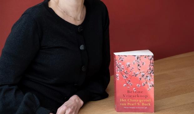 Bettine Vriesekoop geeft op 22 april een lezing over China.