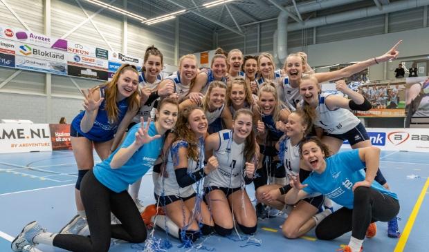 <p>Sliedrecht Sport houdt kampioensteam grotendeels intact voor komend seizoen.</p>