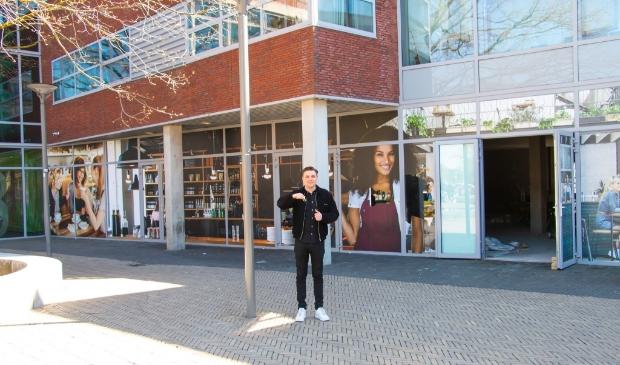 <p>Er komt een nieuw restaurant aan Leeghwater 5 op winkelcentrum Vathorst.</p>