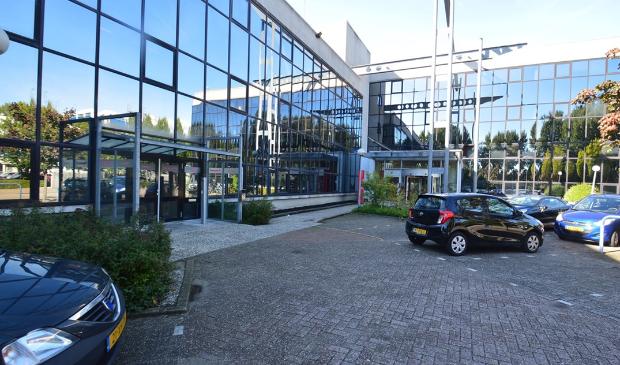 <p>Het kantoorpand aan de Bovenkerkerweg.</p>