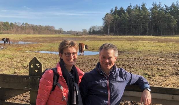 Jeannet en Henry Koopman, gezinshuisouders Kracht van Verschil, Leusden