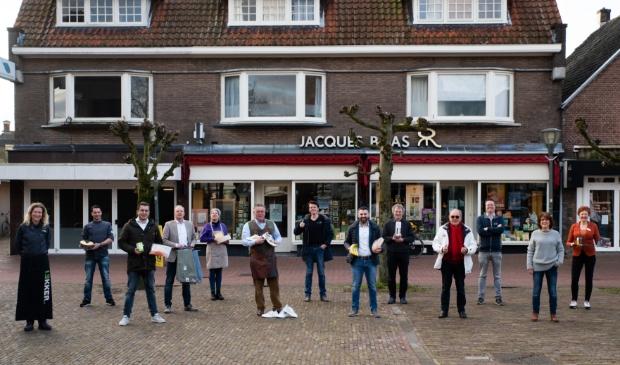 <p>Deelnemers BIO 10 daagse Driebergen.</p>