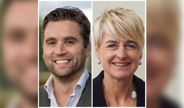 <p>Bart van den Elzen en Marjan Boonzaaijer</p>