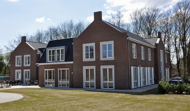 <p>Het nieuwe verpleeghuis aan de Molenstraat, waar ook familieleden helpen.</p>