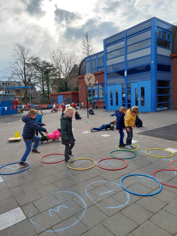Nijntjegym Rehobothschool Jasmijn van der Priem © BDU media