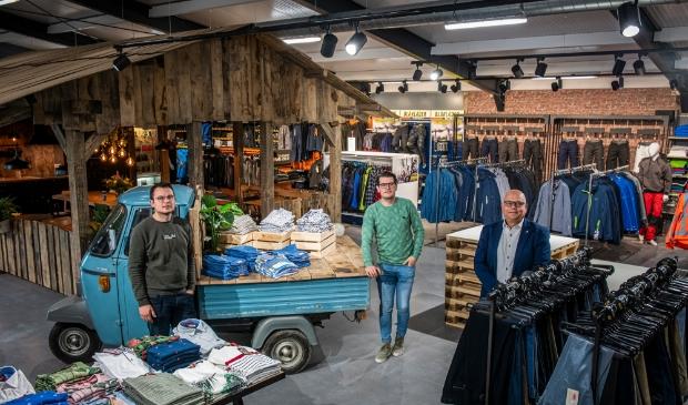 <p>De nieuwe winkel staat op dezelfde plek, maar is uitgebreid naar 1000 vierkante meter. </p>