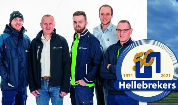<p>Hellebrekers bestaat een halve eeuw en verhuist na de zomervakantie naar de nieuwe hoofdvestiging aan De Wieling in Nunspeet.&nbsp;</p>
