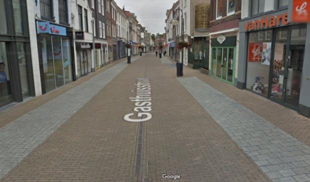 <p>De BOA's controleerde dinsdagmiddag op de Gasthuisstraat</p>